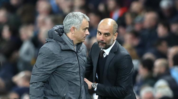 Jose Mourinho v Pep Guardiola – tale of the tape