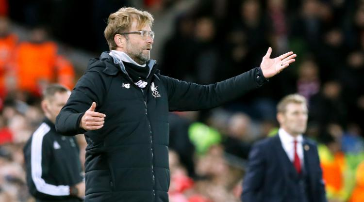Jurgen Klopp stands by selection policy after Merseyside derby draw