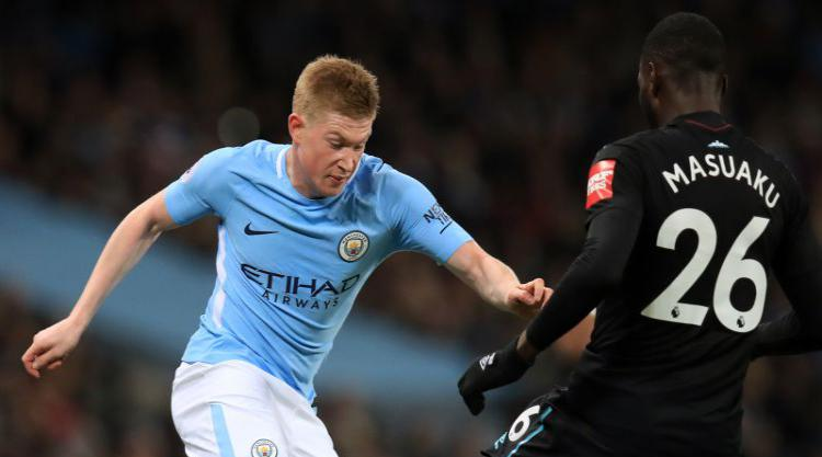 Kevin De Bruyne seeking 'massive' Manchester derby win