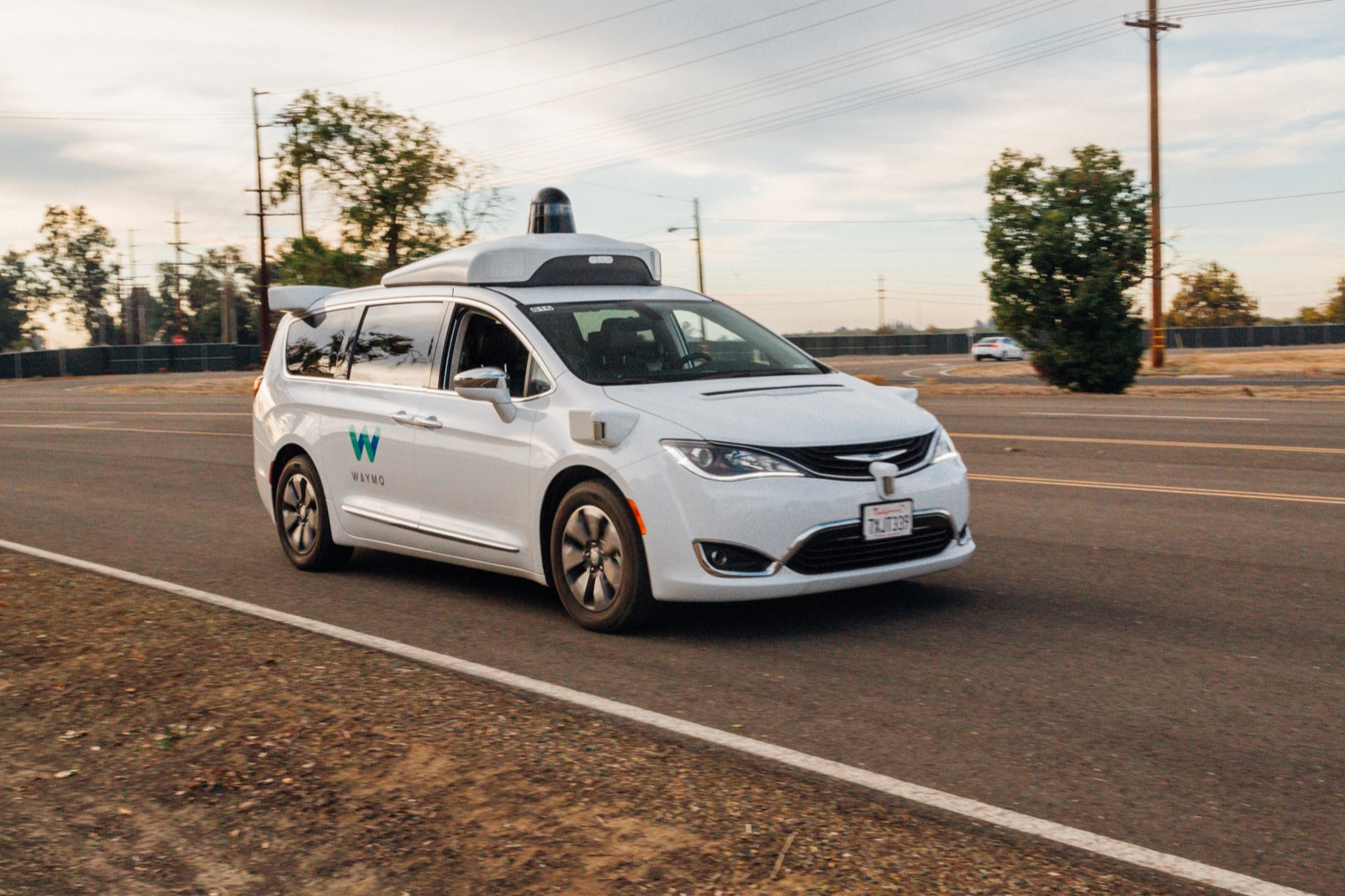 Waymo teams with Trov on passenger insurance for self-driving service
