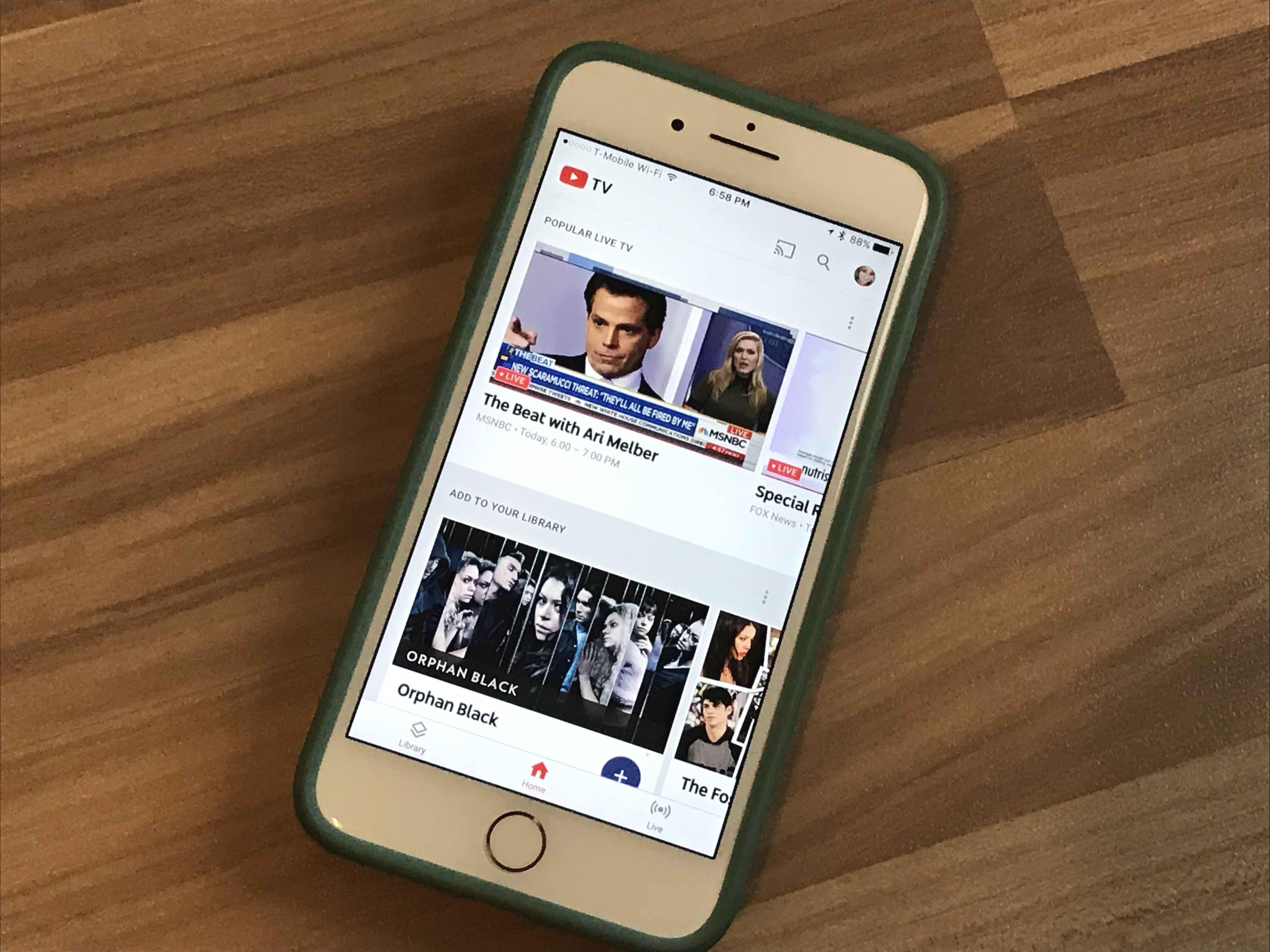 YouTube TV hits 34 new markets