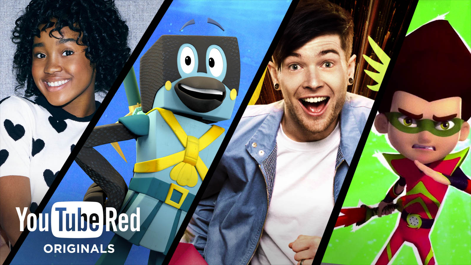 Following controversies over kids' content, YouTube makes several YouTube Red family shows free