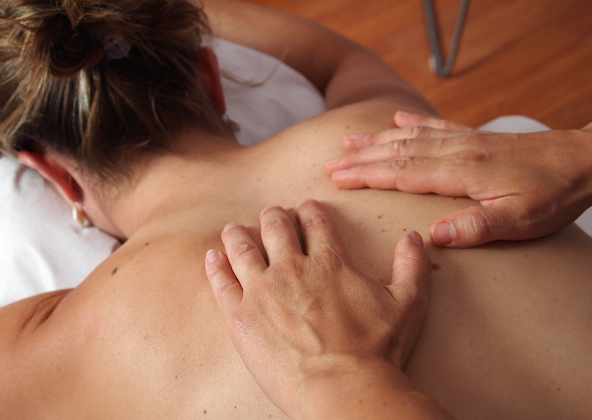 Massage indeed could help reduce muscle soreness, stress
