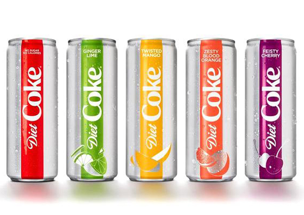 Diet Coke redesigns its cans, introduces new flavours to attract millennials
