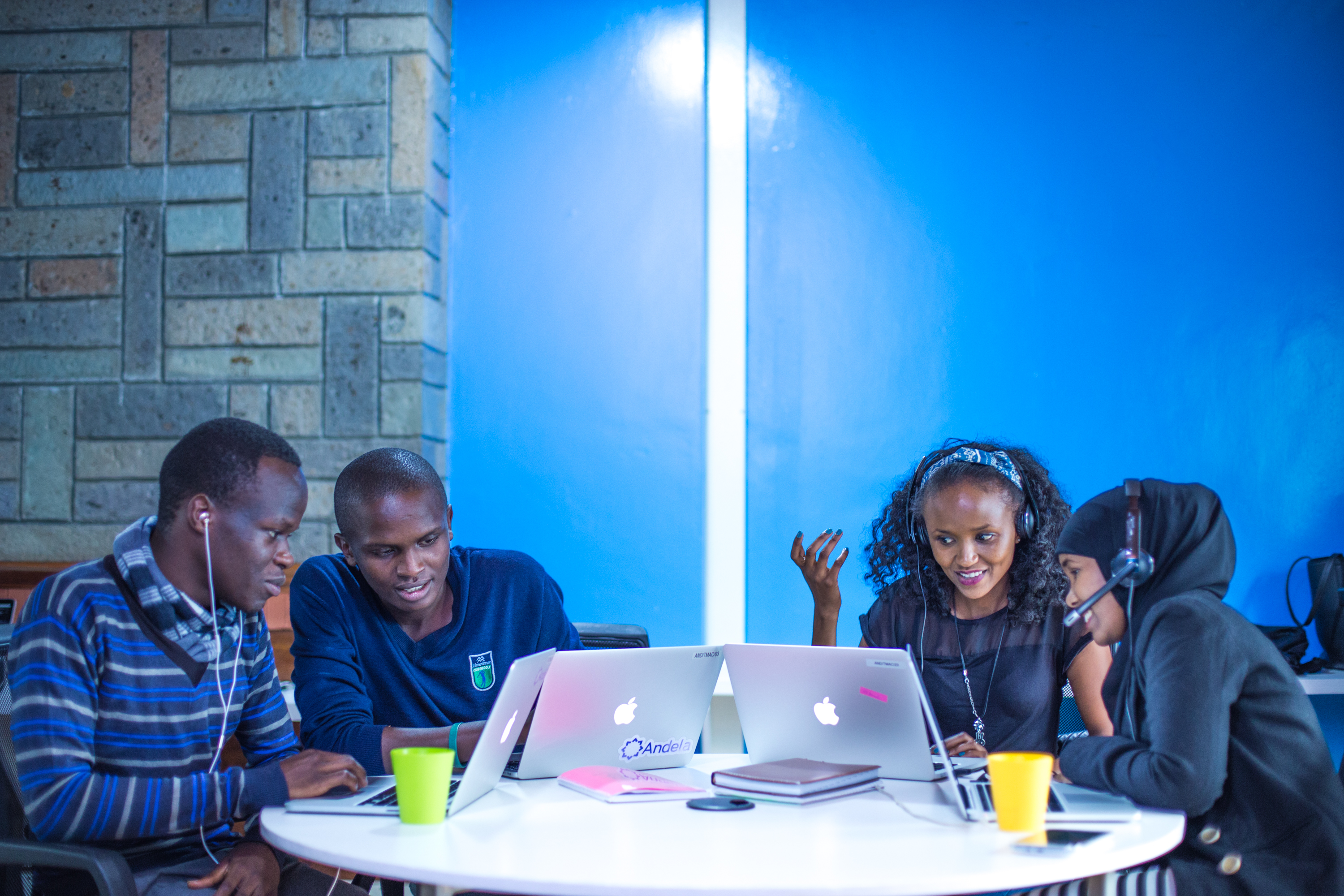 Want to learn about African immigrants? Mr. President, meet Africa's tech sector