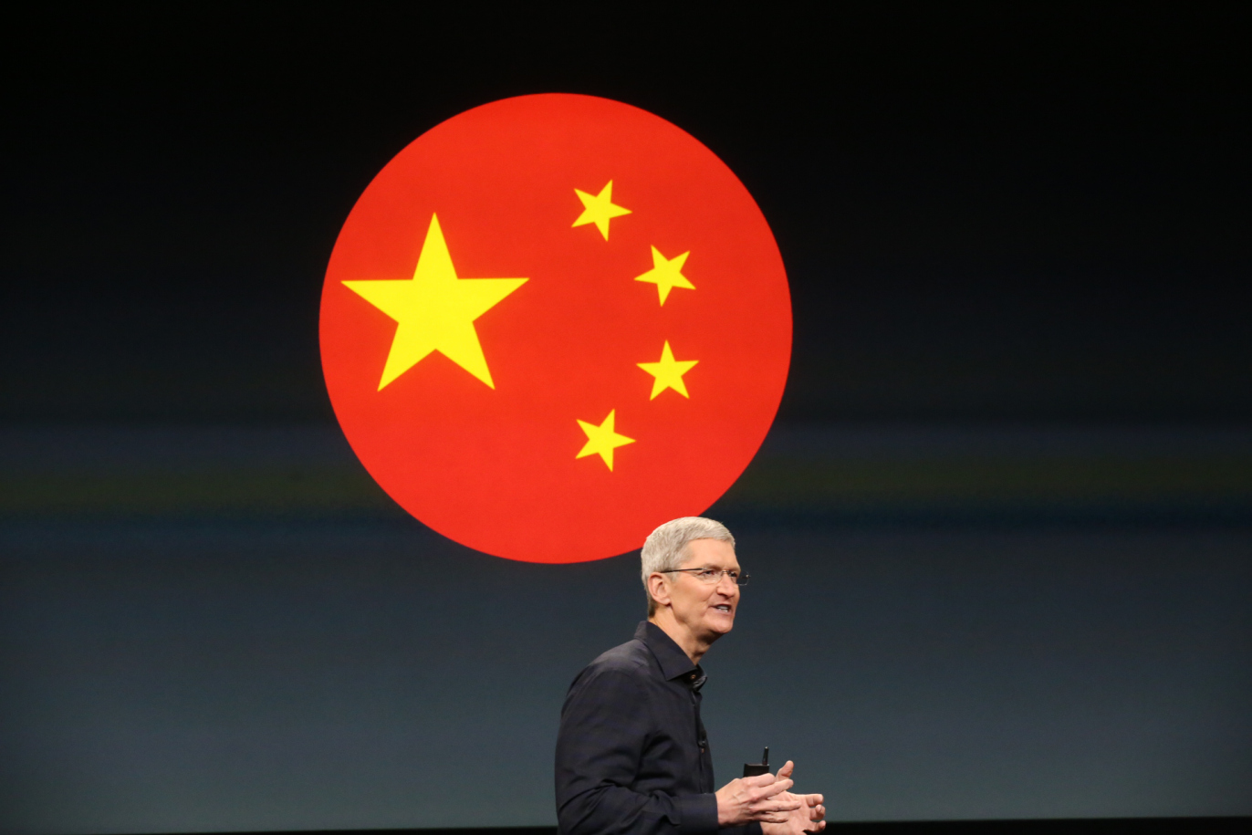 Apple's China iCloud data migration sweeps up international user accounts
