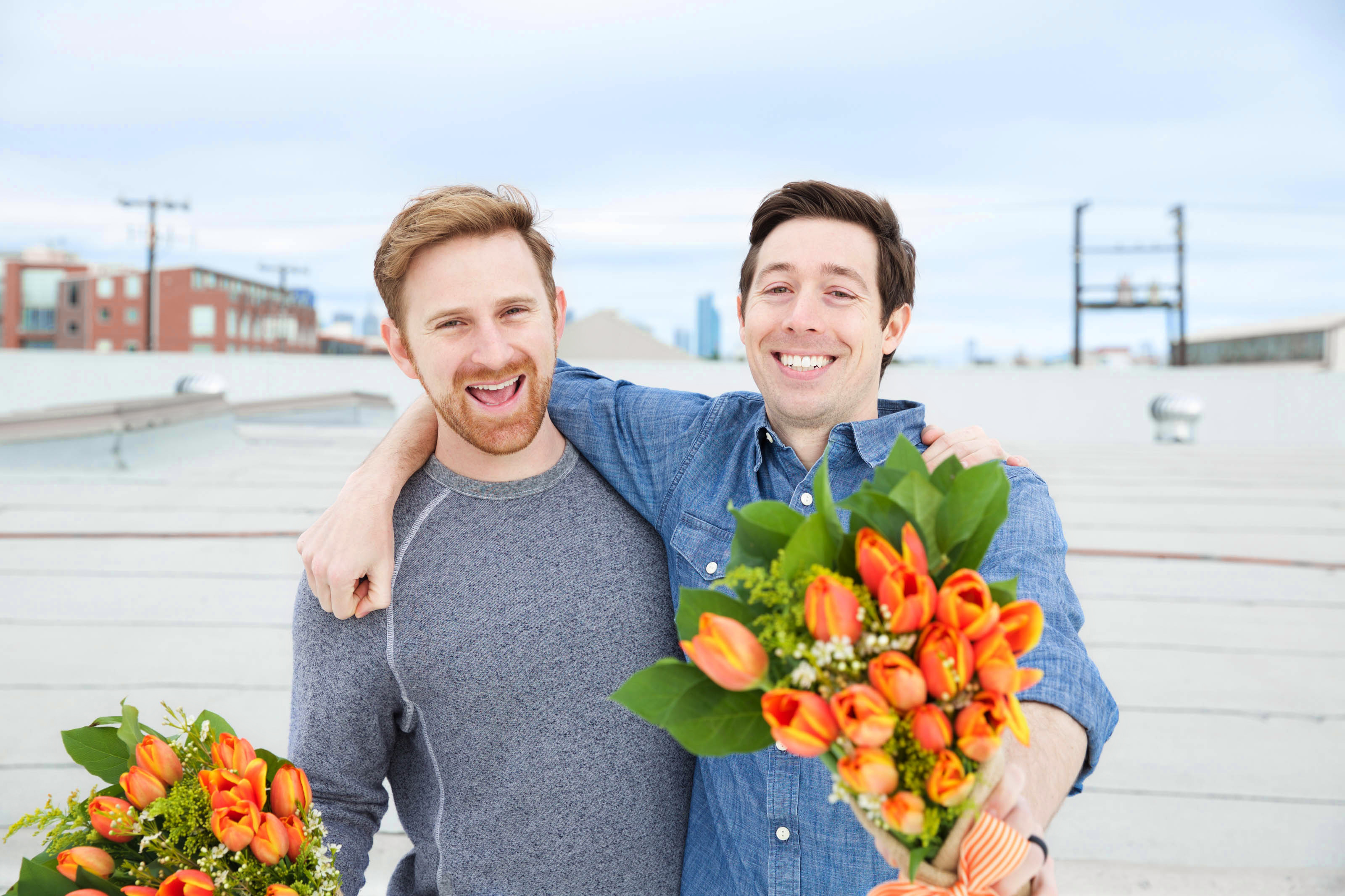 A flower giant has reportedly acquired BloomThat, an on-demand flower startup