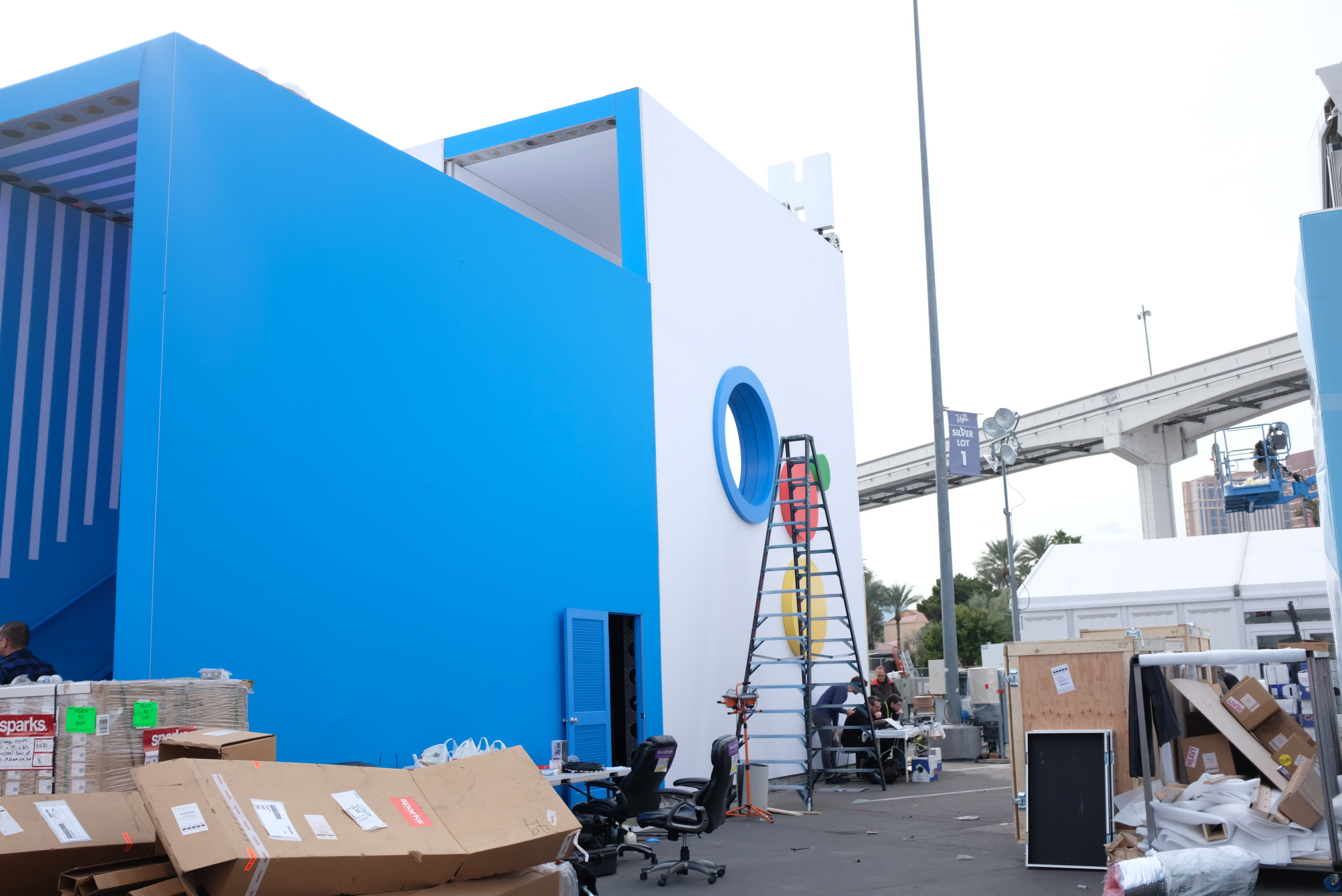 Google has planted its flag at CES