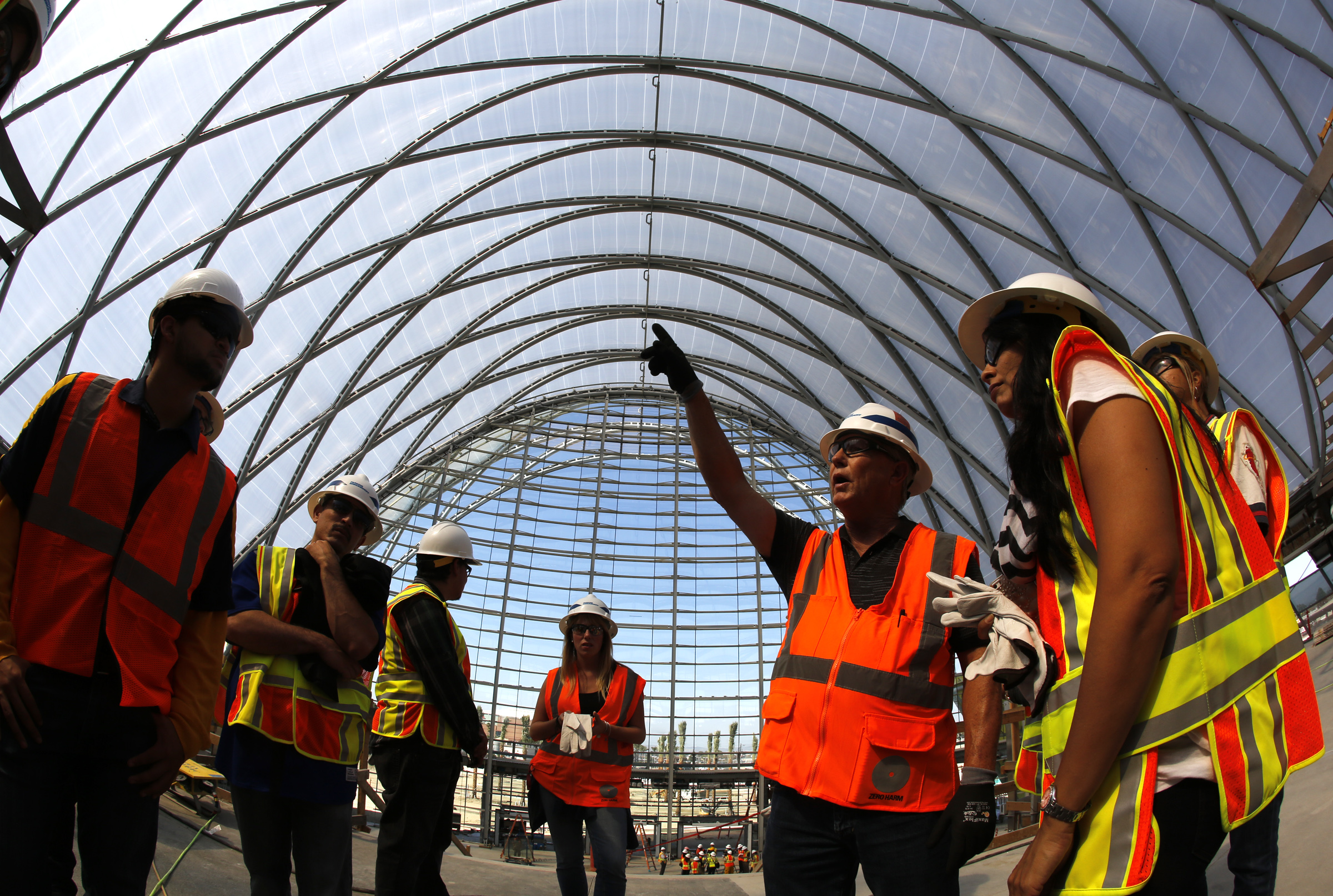 Startups, high-speed rail and California's infrastructure future
