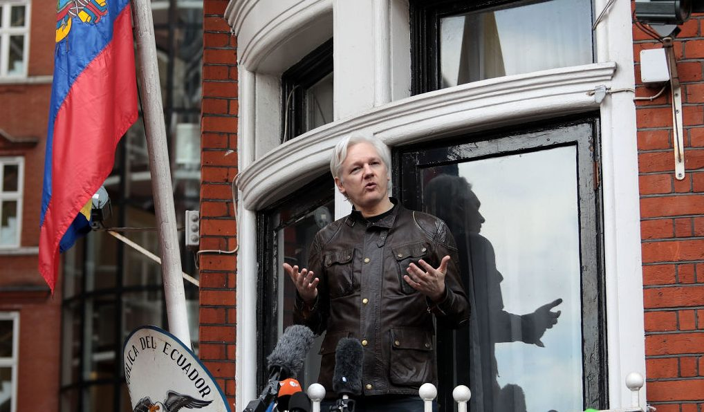 WikiLeaks founder Julian Assange is now an Ecuadorian citizen