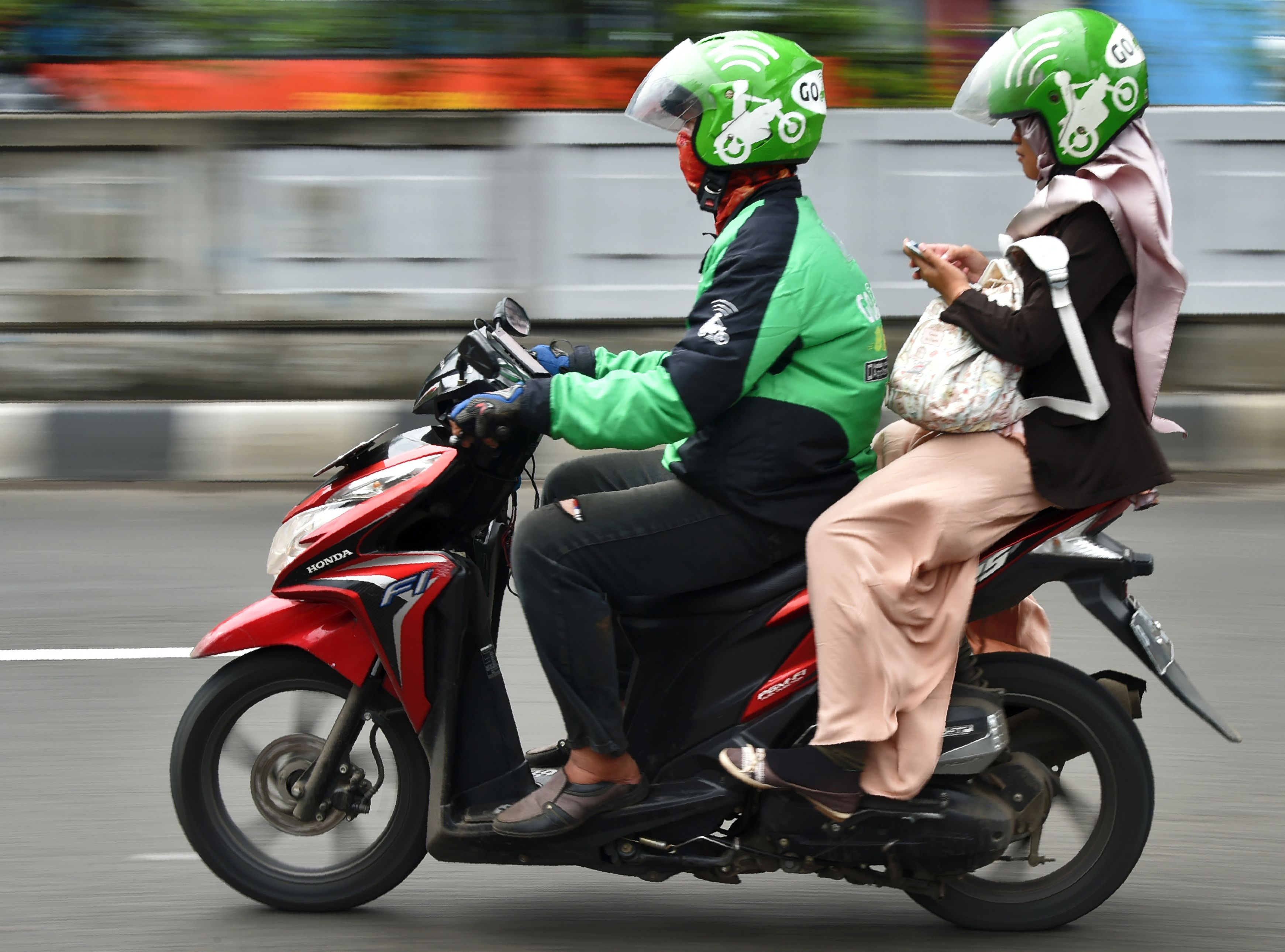 Google is investing in Indonesia-based Uber rival Go-Jek