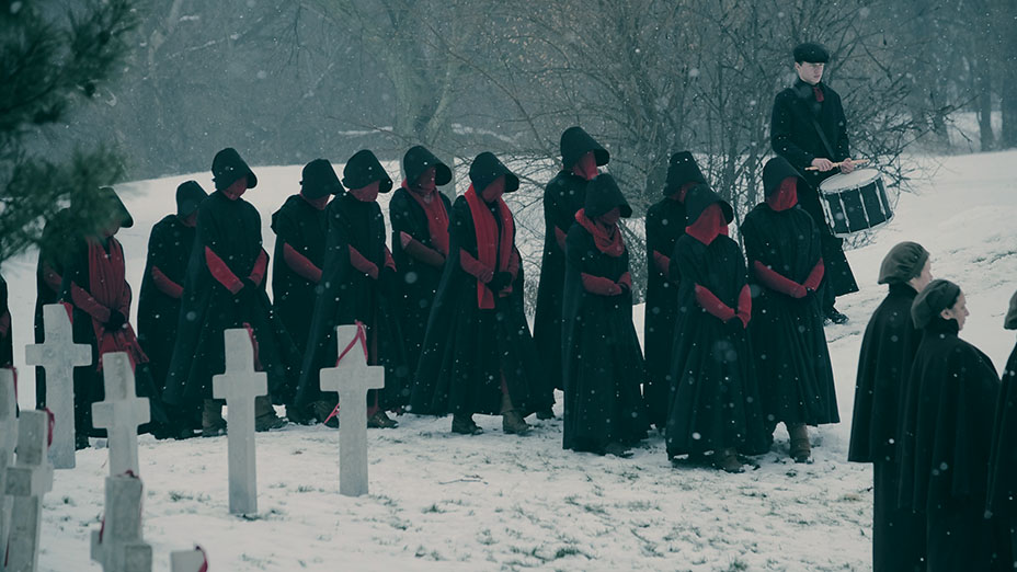 Hulu announces April release date for The Handmaid's Tale