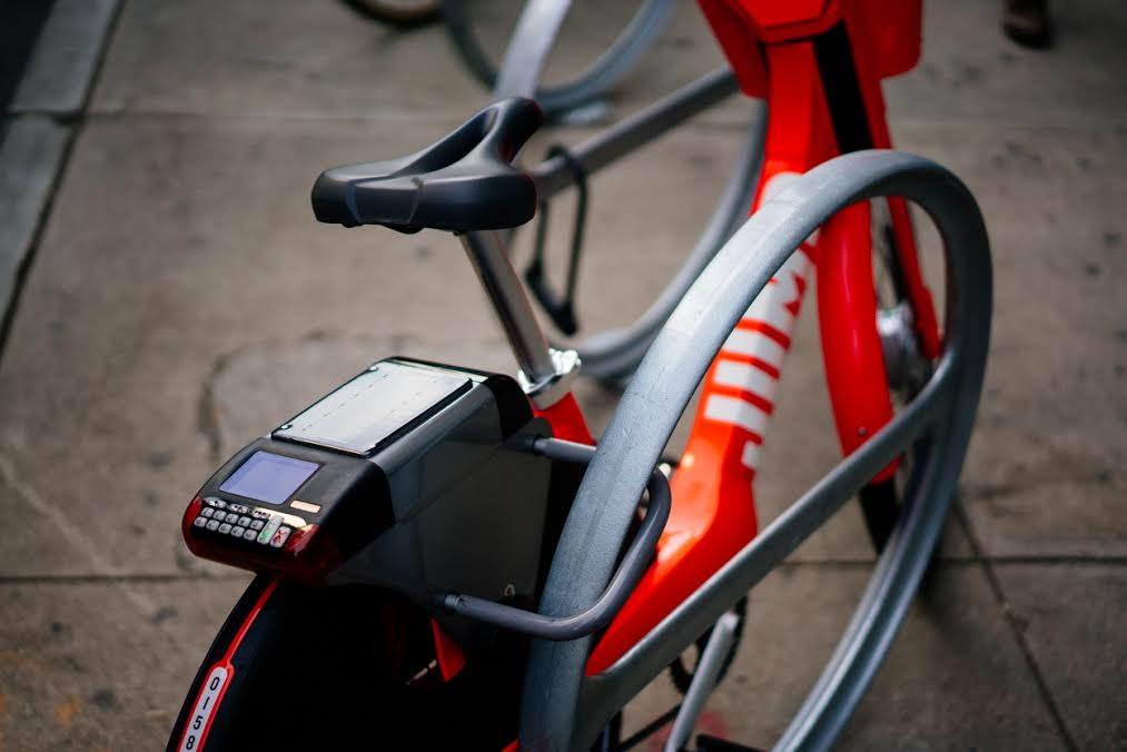 Jump will be the first stationless, e-bike-sharing service to launch in SF