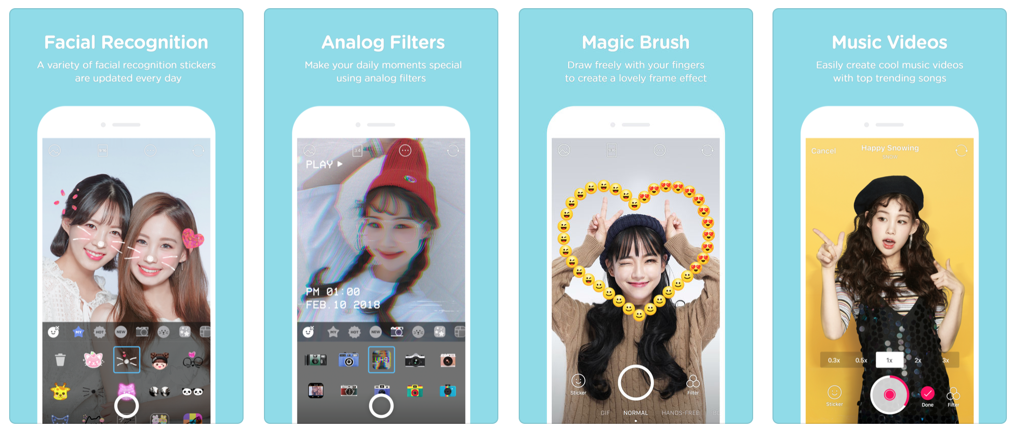 Selfie app Snow, once a Snapchat clone, raises $50M from SoftBank and Sequoia China