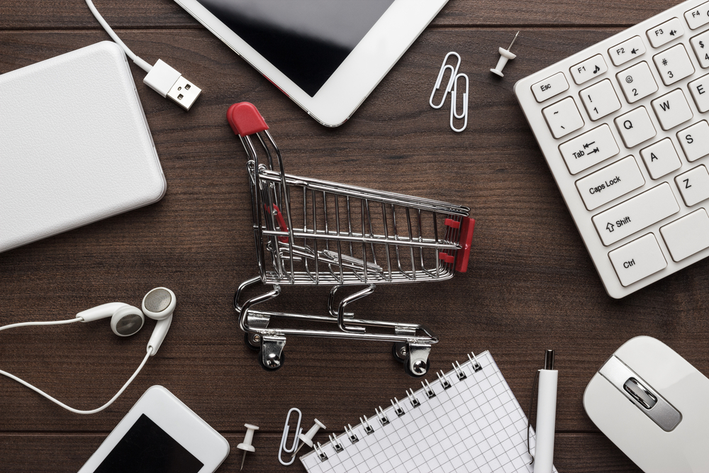 E-commerce traffic spiked on New Year's, too