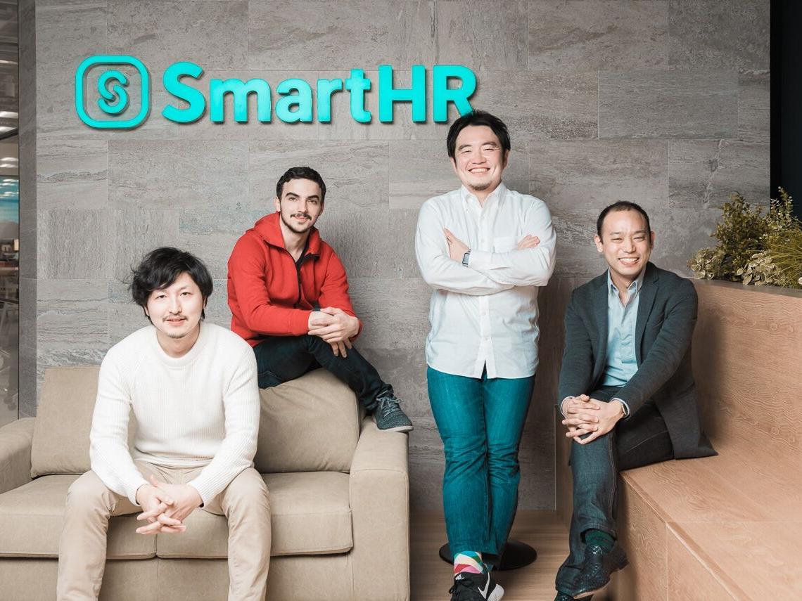 Japan's SmartHR raises $13.3M led by 500 Startups