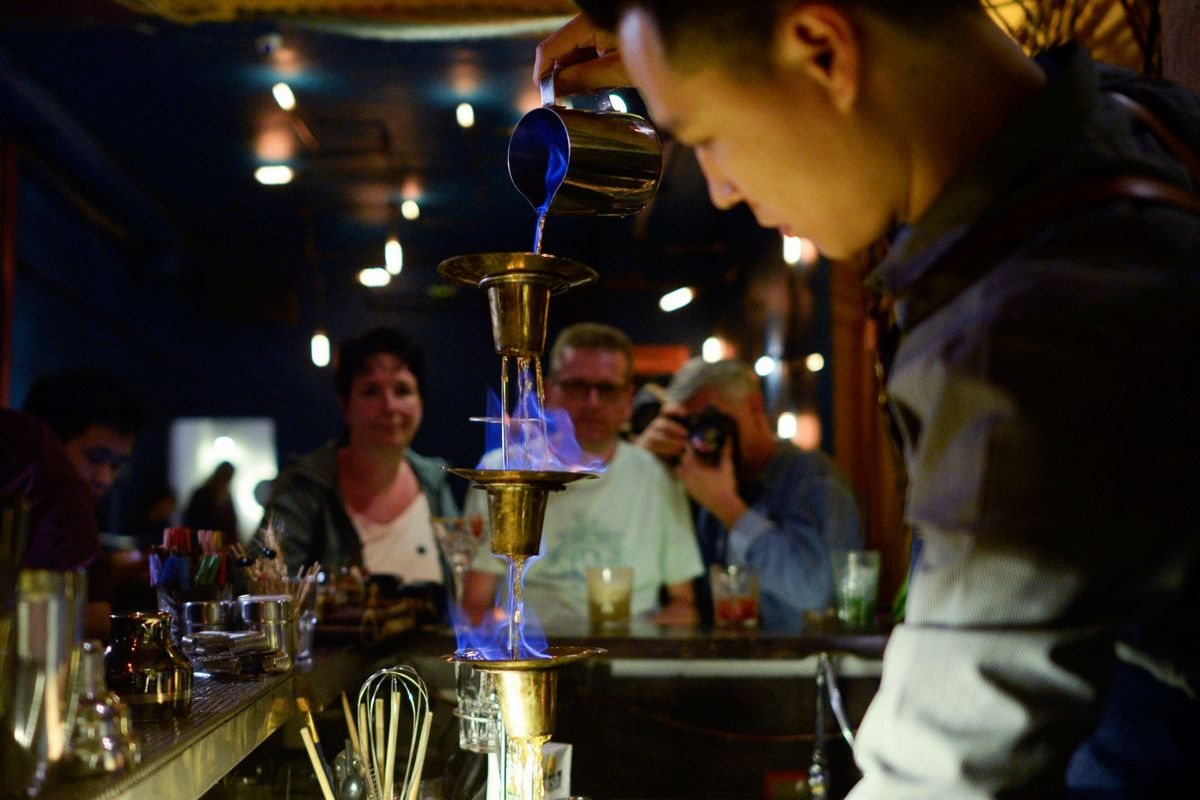 What the pho? Vietnam street food cocktails make a splash