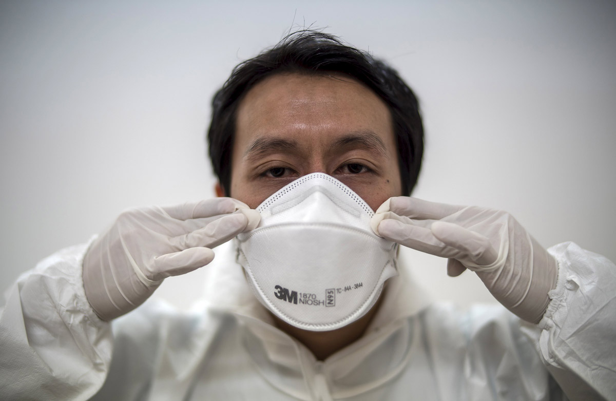 Do surgical face masks really help prevent you from getting or spreading the flu?