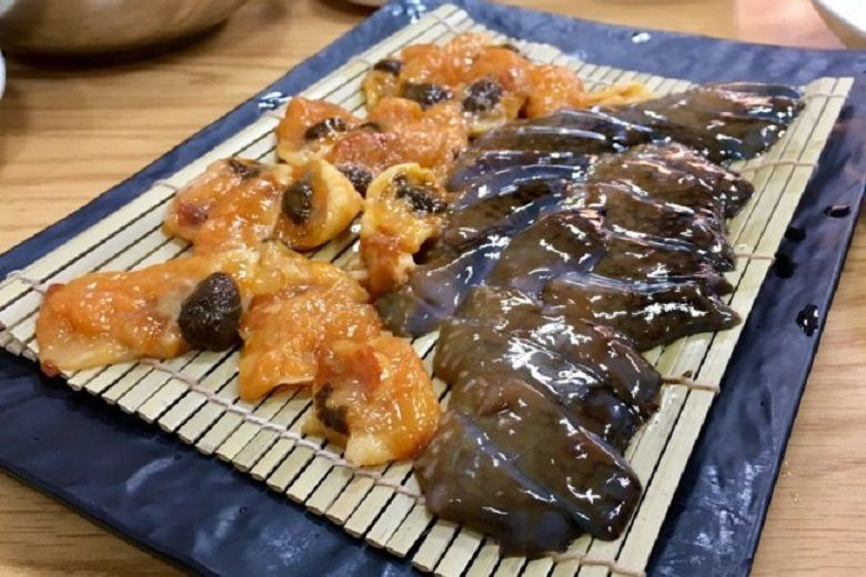Heard of sea pineapple? It's Korean seafood delicacy