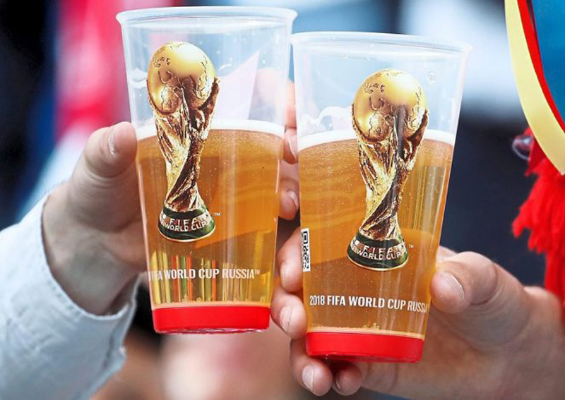 World Cup health warning for football fans
