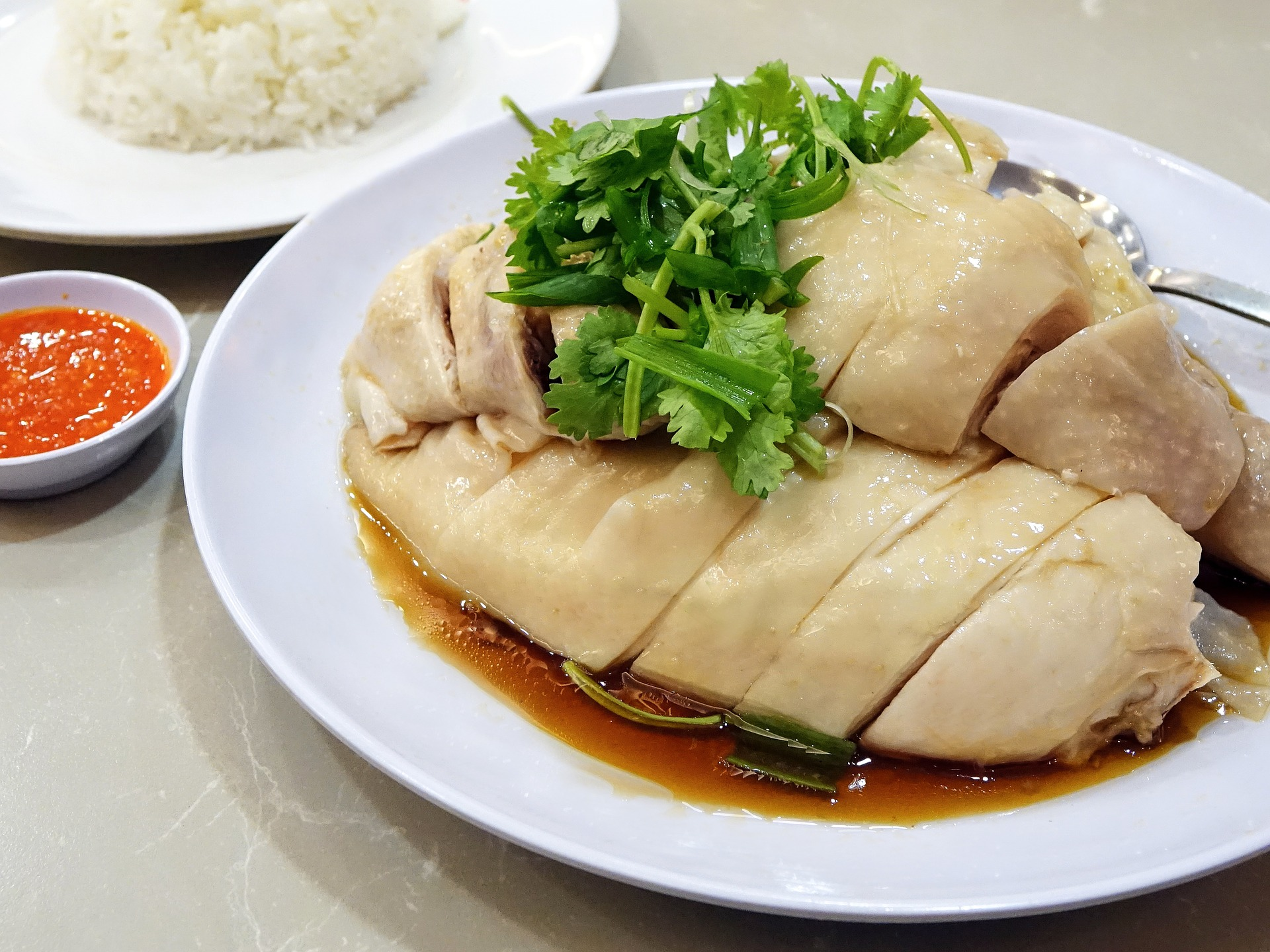 Top 10 Chicken Rice Singapore