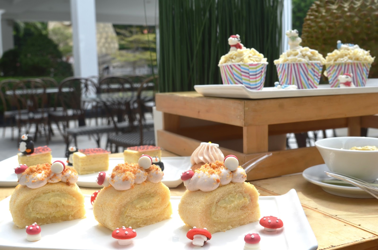 Where to go for durian buffets in Singapore