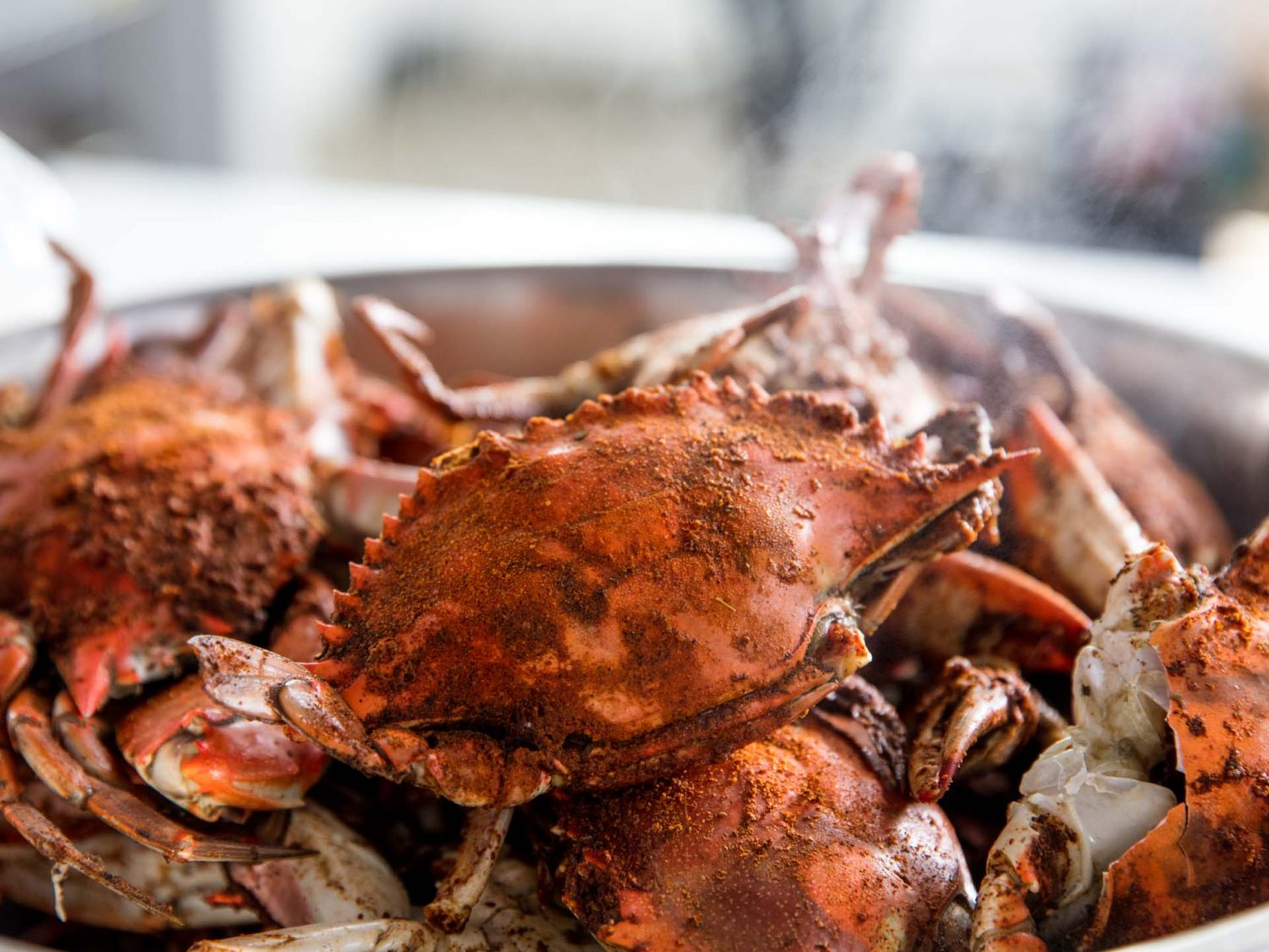 Maryland Crab Boil