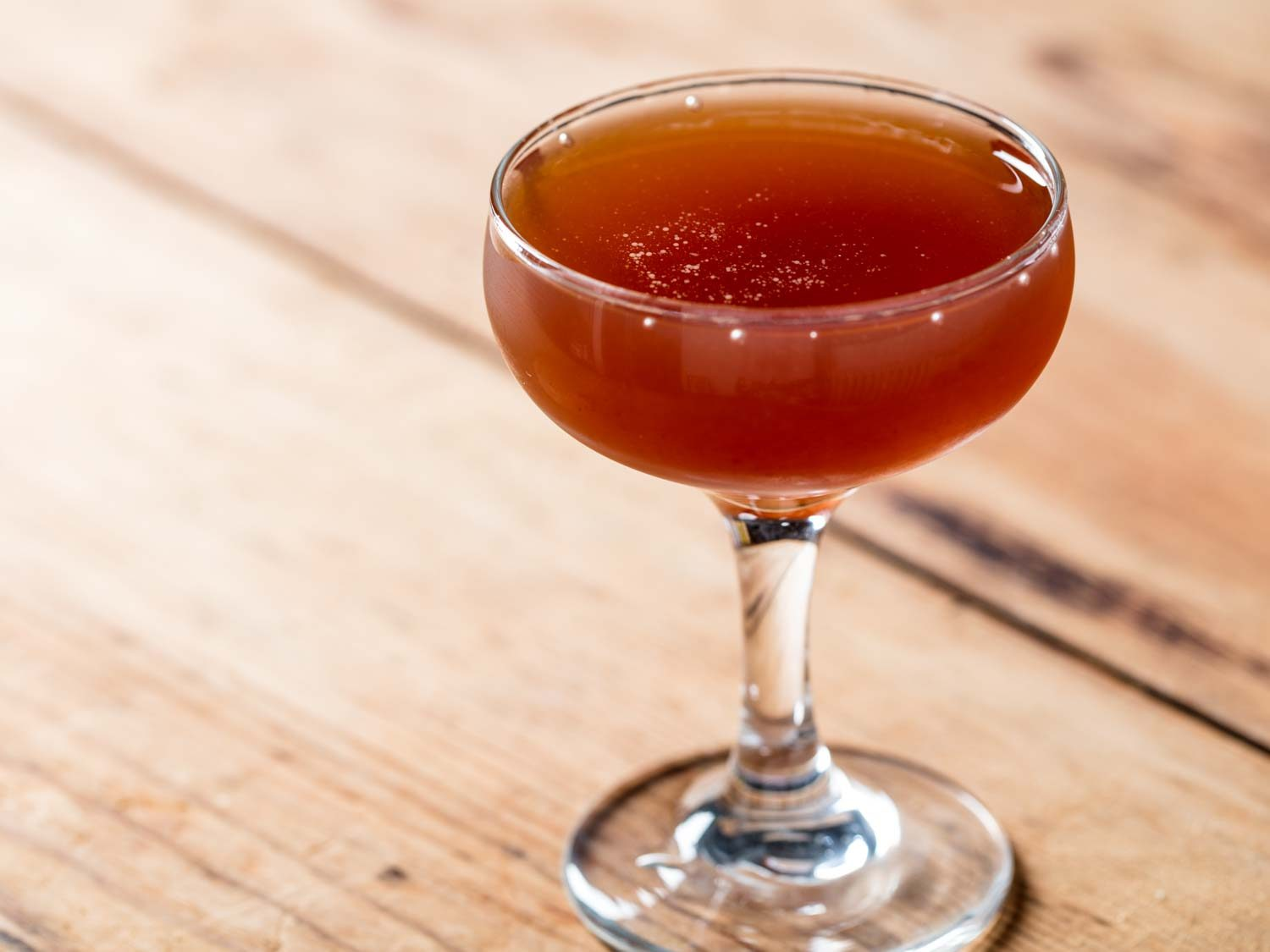 Brown-Butter Old Fashioned