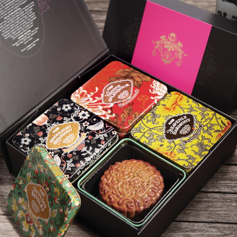 7 mooncakes worth your calories (and their early bird discounts)