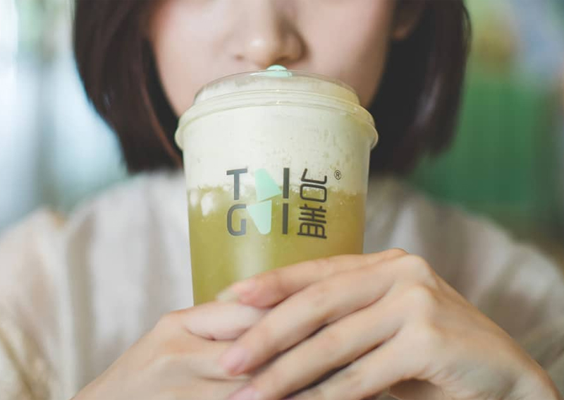 Chinese speciality tea chain TaiGai opens first overseas flagship store at Nex