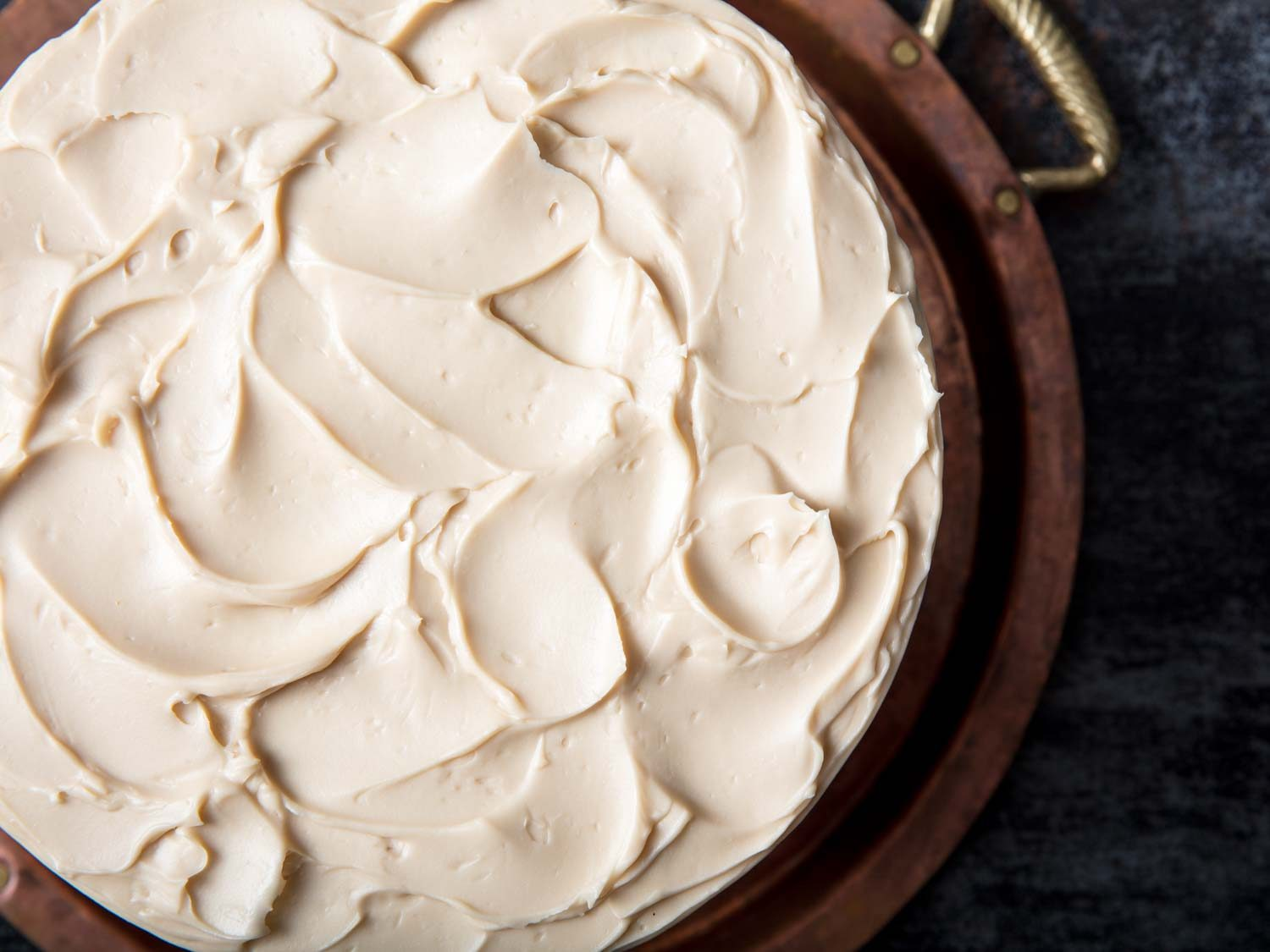 Maple Frosting (Italian Buttercream)