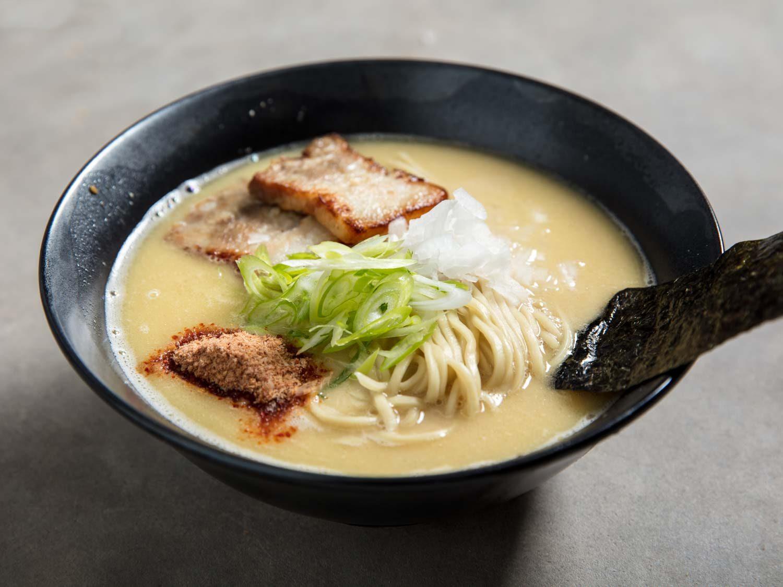 Miso Tori Paitan Ramen (Creamy Chicken Broth Ramen)