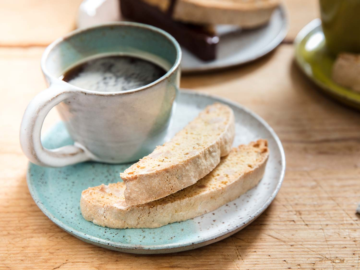 Almond Biscotti With Anise