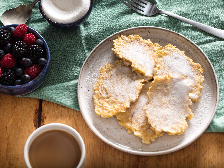 Matzo Pancakes (Chremslach)