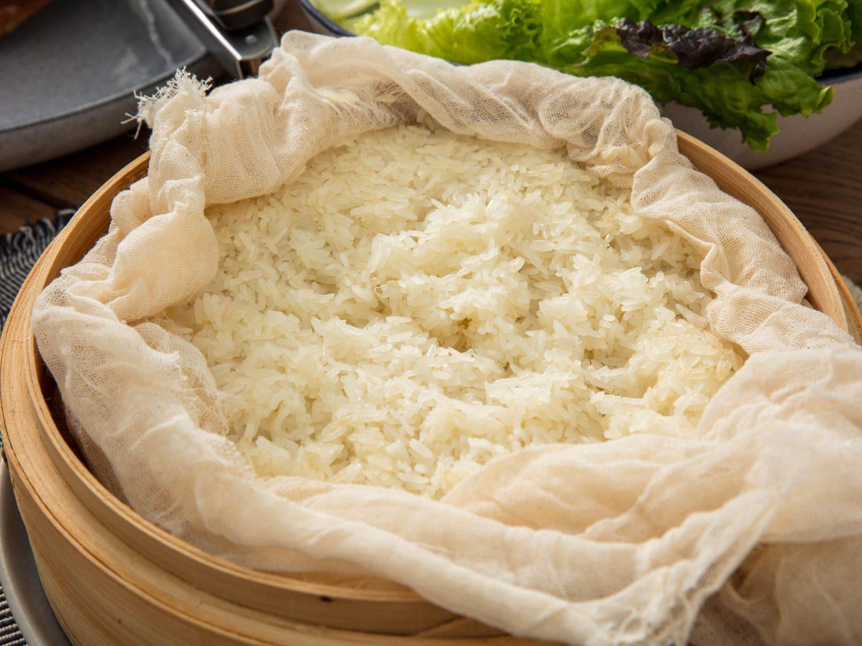 Thai Sticky Rice (Khao Niao)