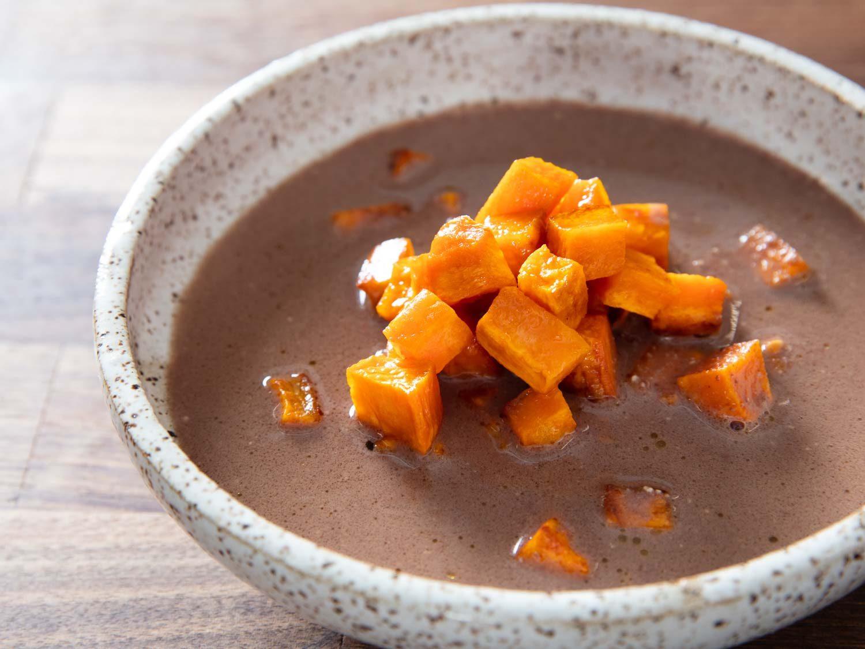 Kanuchi (Cherokee Pureed Nut Soup)