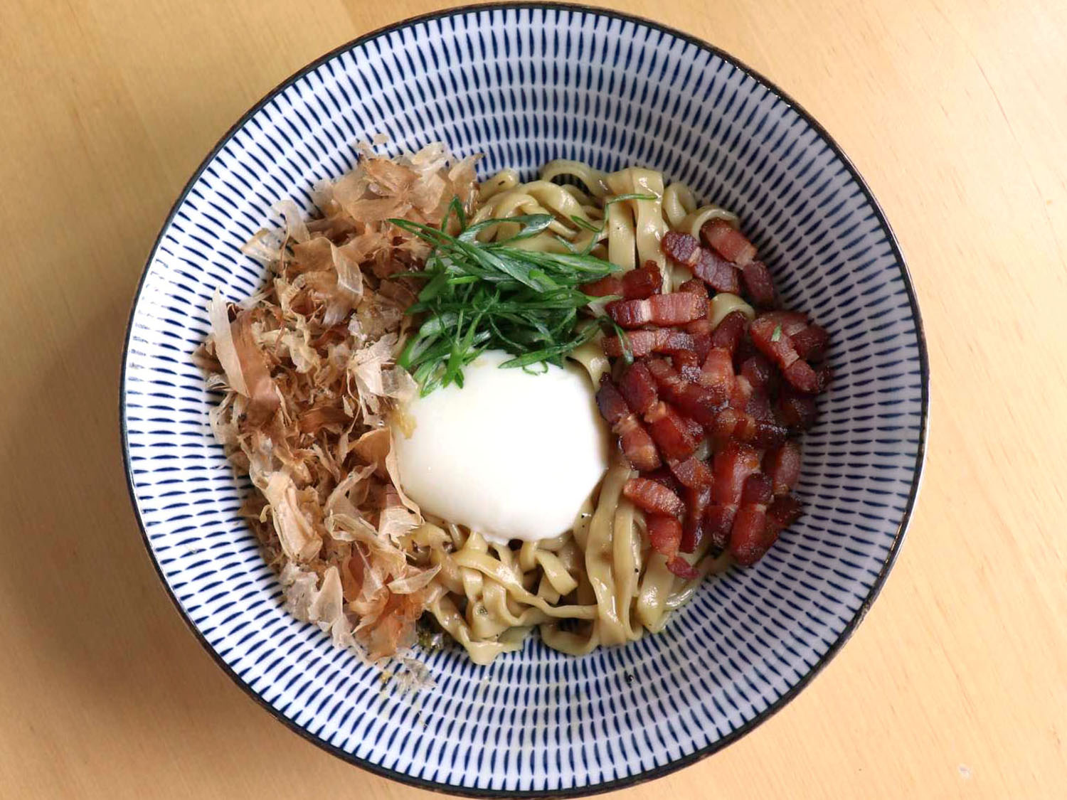 Bacon and Egg Mazemen