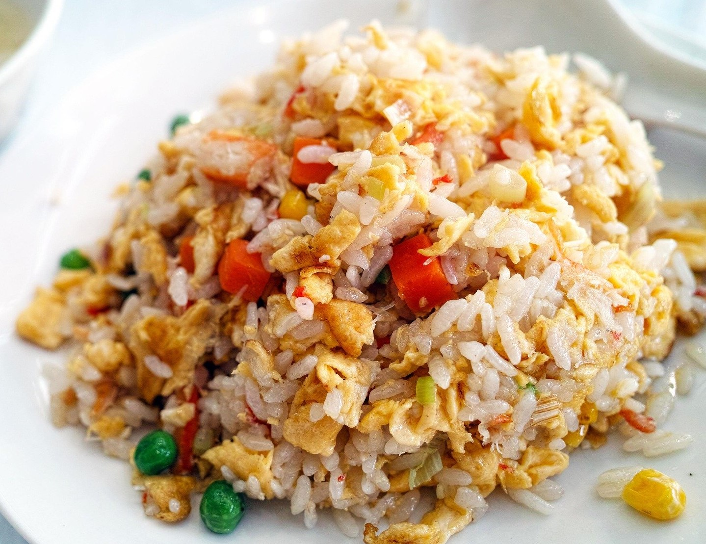 Instant Ramen Fried Rice